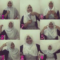 #hijab #hijabi #tutorialhijab #hijabtutorial