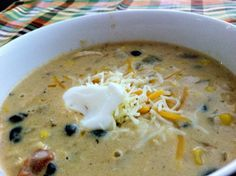 Trisha Yearwood's Chicken Tortilla Soup - Easy has never tasted so delicious!