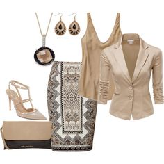 """Business attire"" by bsimon623 on Polyvore"
