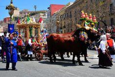 Sant'Efisio, Cagliari | Sardinia Events & Festivals | Essential Italy | http://www.essentialitaly.co.uk/blog/events-and-festivals-to-visit-in-sardinia-in-2015/