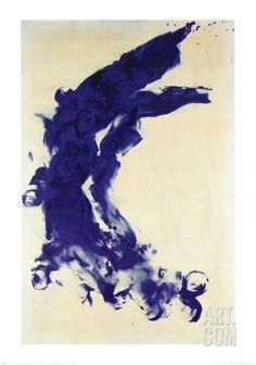 Anthropometrie 1960 Framed Wall Art by Yves Klein Art Prints, Framed Art, Online Wall Art, Art, Fine Art Posters, Abstract, Framed Art Prints, Abstract Poster, Posters Art Prints