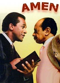 Amen is an American television sitcom produced by Carson Productions that ran from September 27, 1986 to May 11, 1991 on NBC. Set in Sherman Hemsley's real-life hometown of Philadelphia, Amen stars Hemsley as the deacon of a church and was part of a wave of successful sitcoms on NBC in the 1980s which featured entirely or almost-entirely black casts. Others included The Cosby Show, A Different World, and 227.