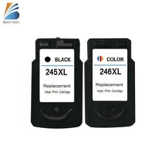 PG-245XL CL-246XL Ink Cartridge for Canon PIXMA iP2820 PIXMA MG2420 PIXMA MG2520 #BOSUMON