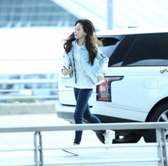 snsd gg girls generation 2015 airport fashion taeyeon