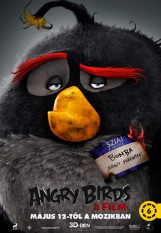 Return to the main poster page for Angry Birds