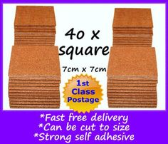 40x square self adhesive felt floor… http://www.franceparquets.fr/produit/40x-square-self-adhesive-felt-floor-protector-pads-by-dotty-deals/