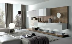 Modern Style Living Rooms from MisuraEmme