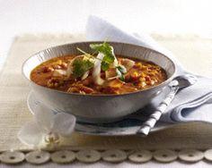 Das Rezept für Rote Linsen-Kokos-Suppe und weitere kostenlose Rezepte auf LECKER.de