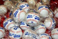 Personalized baseballs/baseball by Hi5babyHandmadeGoods on Etsy