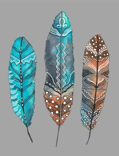 I am on a short break but I will be back shortly. Feather Drawing, Watercolor Feather, Feather Painting, Feather Art, Feather Tattoos, Bird Feathers, Painted Feathers, Native Art, Native American Art