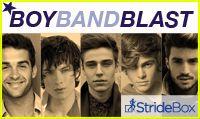 Running music mix entitled Boy Band Blast from Rock My Run