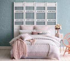 Сочетания цвета в интерьере спальни от стилиста - Bek Sheppard #цвет #вдохновение #колористика #спальня #интерьер #color