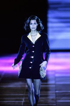 Versace - Fall 1991 Ready-to-Wear