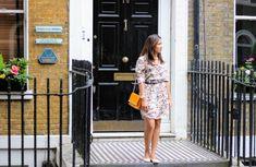 Tips on styling a shirt-dress