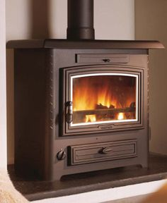 Wood boiler stoves explained, what is a wood boiler stove, wood burning stove central heating Design Your Home, House Design, Boiler Stoves, Wood Burning Fireplace Inserts, Stove Accessories, Fireplace Design, Fireplace Ideas, Pellet Stove, Log Burner