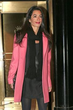 Who: Amal Alamuddin What: a British human rights and international law attorney