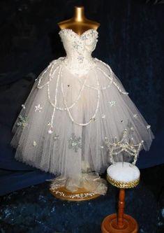 ゆめゆめ人形館:ドールショウ15★ バレエ編 Tutu Ballet, Ballerina Doll, Barbie Gowns, Barbie Dress, Barbie Patterns, Doll Clothes Patterns, Sewing Barbie Clothes, Fairy Clothes, Fairy Dress