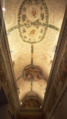 Ceiling fresco. Palazzo Barberini. Roma, Italia.