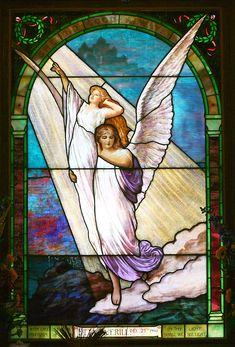 The San Francisco Columbarium Stained Glass Windows – Luminos