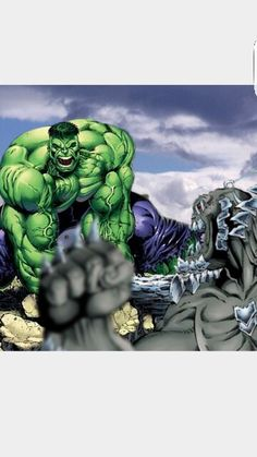Hulk vs Doomsday