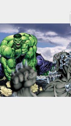 Hulk vs Doomsday