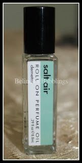 Demeter Salt Air Roll-on Oil Perfume