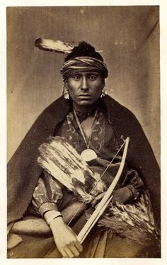 Good Buffalo - Pawnee - 1868