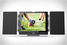 Amp | iPad Theater-Experience Speaker Case