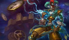 Workshop Shaco | League of Legends