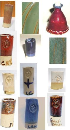 Favorite Cone 6 Glazes  by Randy McCall