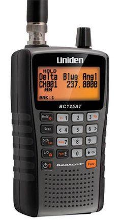 Uniden BC75XLT Radio Scanner | we love you christopher i