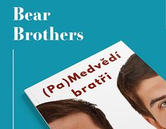 """Check out new work on my @Behance portfolio: """"Bear Brothers"""" http://be.net/gallery/47034601/Bear-Brothers"""