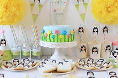Postreadicción galletas decoradas, cupcakes y pops: Kit de fiesta de comunión