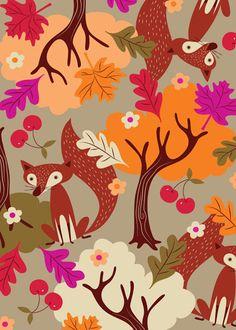 print & pattern: FABRICS - victoria johnson