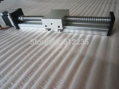 99.00$  Watch now - http://alimww.worldwells.pw/go.php?t=32644957867 - High Precision SGK Ballscrew 1610  Travel 100mm Linear Guide+ Nema 23 Stepper Motor  CNC Stage Linear Motion Moulde Linear