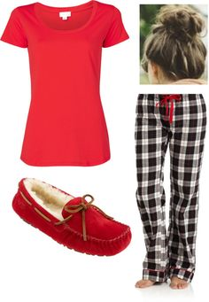 """Pajama Day3"" by catcher04 on Polyvore"