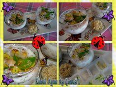 ★Sevinç YİĞİT ARABACI ★  Kinoalı Ayran Aşı Çorbası ! #Qinoa #soup #food #SevincinLezzetDefteri #SevincYigitArabaci #yummy #drink #cool #summer