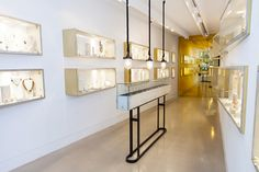Sarah May Jewellery - interior