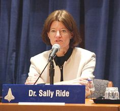 Fallece Sally Ride, primer astronauta mujer de EE.UU. | Info7 | Internacional
