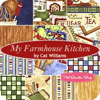 farmhouse kitchen #3