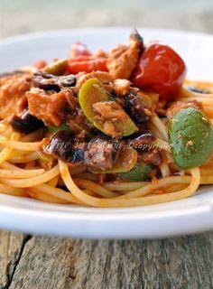 Spaghetti alla zingara ricetta veloce | Arte in Cucina