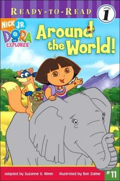 'Dora The Explorer' may change a whole generation