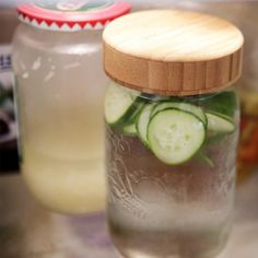 Bamboo mason jar lid, zero waste