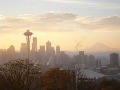 Seattle. I'll be there soon. :D