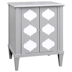 bungalow 5 marisa gray white side table laylagrayce bungalow 5 white lacquered
