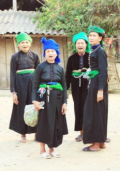 Ngia Lo, Vietnam; Tay people