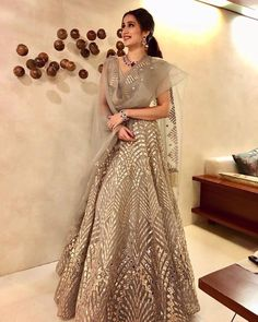 "47.8k Likes, 85 Comments - Instant Bollywood (@instantbollywood) on Instagram: ""Princess Diaries : Sagarika Ghatge dressed in a beautiful outfit for a wedding party last night. .…"""