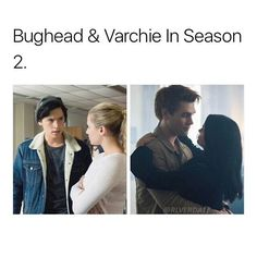 Riverdale ((CANT BE MORE EXCITED FOR SEASON 2))