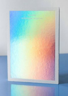 Dark Shapes is a collection of sights and sounds curated by Jimmy Walker. Web Design, Design Art, Print Design, Book Cover Design, Book Design, Packaging Design, Branding Design, Bussiness Card, Holographic Foil
