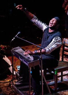 Robert Randolph and the Family Band!! / music / blues #blues http://www.pinterest.com/TheHitman14/musician-bluesjazz-%2B/
